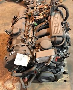Engine 3 0l Si Model 255hp Automatic Transmission Fits 07 08 Bmw Z4 Oem N52