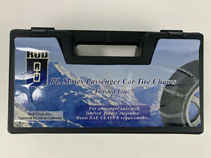 Rud 1134 Twist Link Tire Chains Snow Chains Pl Series Passenger Car Check Size