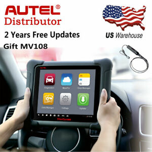 2020 Autel Maxisys Elite J2534 Ecu Programming Coding Auto Diagnostic Scan Tool