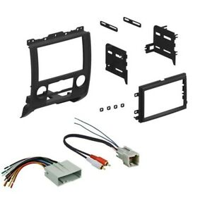 Car Radio Stereo Dash Install Kit Harness Selected 2008 2011 Ford Mercury Mazda