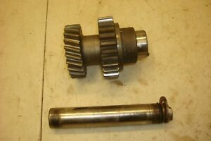 1959 Ford 641 Tractor 4 Speed Transmission Idler Gear 600 800