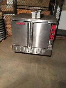 Pair Of Blodgett Zephaire Electric Convection Ovens