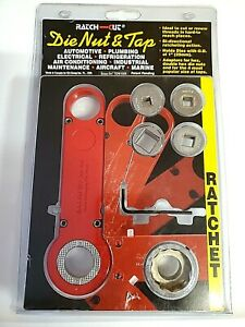 Snap On Tools Die Nut Tap Set Tdw1000 Super Rare No Other Listings New Sealed