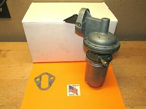1970 To 1979 Ford Truck Van 6 Cylinder 240 300 Engine New Fuel Pump Usa Made