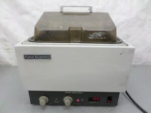 Fisher Scientific 10l Water Bath 10 Liter Tested Working