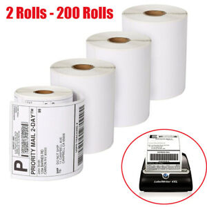 4x6 220 Thermal Shipping Labels 4 x6 Compatible 1744907 Dymo 4xl Label Writer