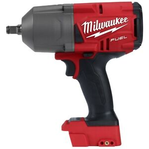 Milwaukee 2767 20 M18 Fuel High Torque 1 2 Impact Wrench With Friction Ring