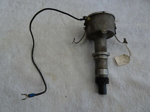 1963 79 Pontiac 350 389 400 428 Used Dual Point Mallory Distributor 2558001