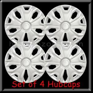 Ford Transit 150 250 350 Hubcaps 16 2016 2017 Silver Wheel Covers Ck4z1130j