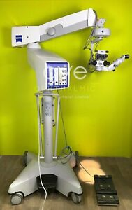 Zeiss Opmi Visu 200 s8 Surgical Ophthalmic Microscope World Wide Free Shipping