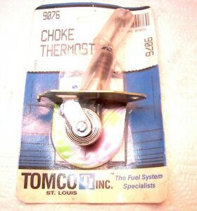 Choke Thermostat 1973 1981 Chrysler Dodge Pylmouth Thermoquad 318 360 400 440