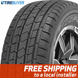 4 New 235 75r15xl Cooper Evolution Ht Tires 109 T H t