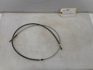 2005 Chevy Suburban Emergency Brake Cable