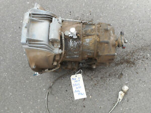 Mercedes Benz Fintail W111 W110 Complete Automatic Transmission