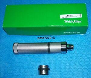 Welch Allyn 71000 c 3 5 Volt Nicad Rechargeable Convertible Power Handle New