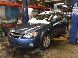 Front Bumper Outback Fits 08 09 Legacy 159730
