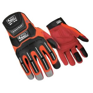 Ringers Gloves 148 08 R 14 Mechanic s Cut Resistant Impact Work Gloves Small