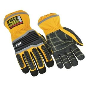 Ringers Gloves 314 13 Extrication Cut Resistant Short Cuff Gloves Xxx large