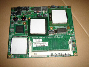 Kontron Pcb 500 076 Me007 000040 1a Industrial Motherboard