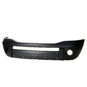New Front Bumper Cover Fits 2006 2009 Dodge Ram 2500 Ch1000872