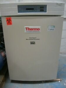 Thermo Forma 3110 Series Ii Water Jacketed Co2 Incubator Hepa Class 100