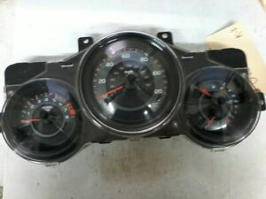 Speedometer Cluster Dx Canada Market Fits 03 05 Element 216061