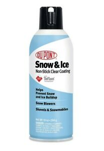 Dupont Snow Ice Non Stick Clear Coating With Teflon Reduce Snow And Ice 10 Oz