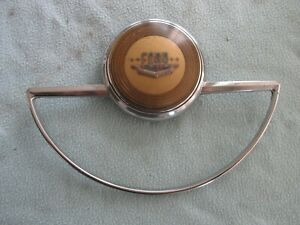 Original Horn Ring For A 1949 1950 Ford Car