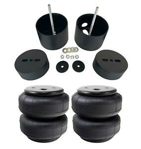 Front Cups Air Lift D2600 Bags For 1988 98 Chevy Truck 2wd Air Ride Suspension