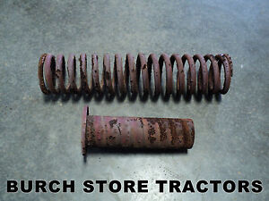 Pan Seat Spring Coupler For Ih Farmall Cub Tractors