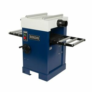 16 Planer With Helical Head Rikon Power Tools 23 400h Brand New
