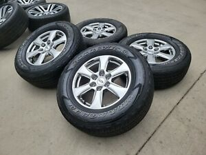 18 Ford F 150 Expedition Oem Chrome Rims Wheels Tires 2018 2019 2020 2021 10168