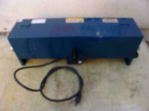 Current 1 2 To 2 Inch Pvc Heater Bender Model 450 Works Great