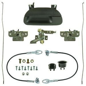 Tailgate Hardware Kit For 1999 2007 Ford Super Duty F250 F350 1997 2003 F150