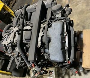 Engine Sedan 3 0l I Rwd Automatic Transmission Fits 06 Bmw 325i Oem
