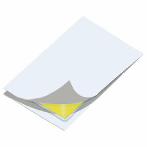 Extra Laminating Carrier Sheet 12 5 8 X 18 11 16
