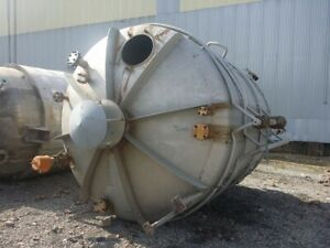5000 Gal 304 Stainless Steel Jacketed Tank 45706