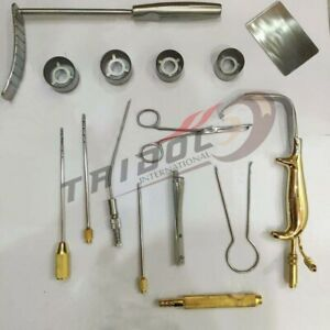 Plastic Surgery Instruments Liposuction Cannula Breast Surgery Retractors A