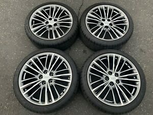 2019 2020 Cadillac Ct6 Factory 20 Wheels Tires Oem 4829 Rims 23416274