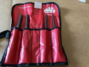 Mac Tools 4pc Air Hammer Pilot Punch Set Ah1140