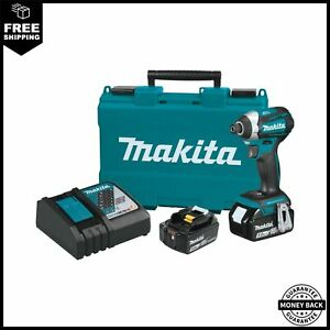 18 volt Lxt Lithium ion Brushless Cordless Quick shift Mode 3 speed Impact Drive