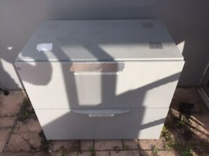 Lateral Metal File 2 Drawer local Pickup Only