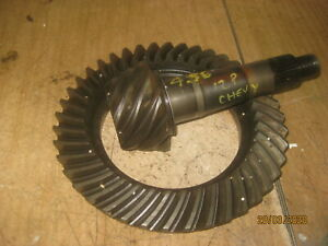 12 Bolt 1970 Original Chevy Ring Gear 4 56 Camaro Chevelle Ss Posi Traction