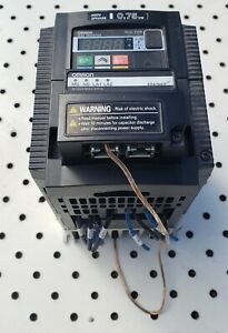 Omron 3g3mx2 a4007 v1 75kw Mx2 Inverter 3 Phase W 3g3ax mx2 eip a Ethernet Opt