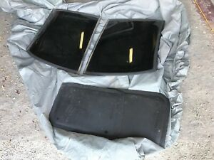 Set Of Right Left T tops With Shades off A Trans am 1997 Pontiac