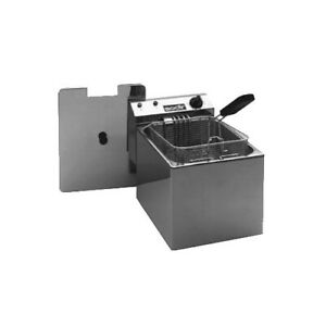 Equipex Rf8sp Countertop Electric Fryer