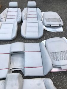 Bmw E36 Convertible Interior Trim Seats Parts