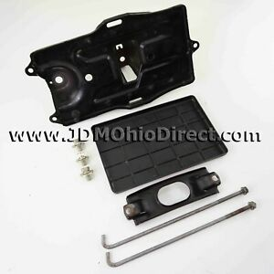 Jdm 92 00 Civic Integra Type R Small Battery Tray Kit Oem Please Read