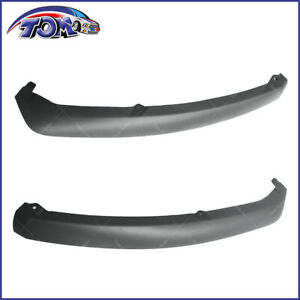 New Front Bumper Lower Valance Left Right Side Fits 2012 2014 Ford Focus