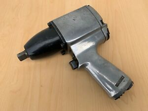 Dayton Pneumatic Air powered 1 2 Impact Wrench Gun Tool 90 Psi Made In Japan